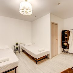 Гостиница Статус 3* Стандартный семейный номер разные типы кроватей фото 2