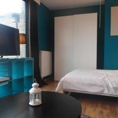 Отель Brussels Louise Penthouse Люкс с различными типами кроватей фото 4