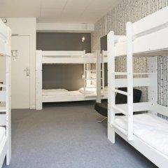 Slottsskogen Hostel Стандартный семейный номер