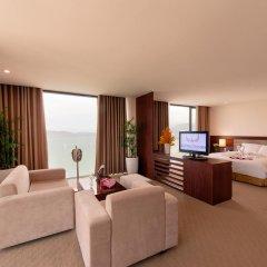 Muong Thanh Grand Nha Trang Hotel 4* Представительский люкс с различными типами кроватей фото 2