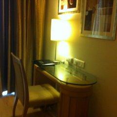 Отель Lemon Tree Premier Jaipur 4* Номер Бизнес с различными типами кроватей фото 4