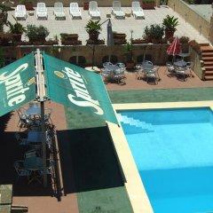 Mariblu Hotel бассейн фото 3