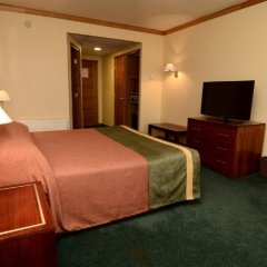Hotel Diego de Almagro Puerto Montt комната для гостей фото 3