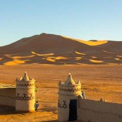 Отель Auberge Sahara Garden Марокко, Мерзуга - отзывы, цены и фото номеров - забронировать отель Auberge Sahara Garden онлайн приотельная территория фото 2