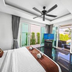 Отель Villas In Pattaya 5* Вилла Премиум с различными типами кроватей фото 15