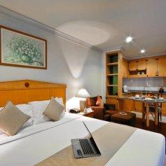 Отель Admiral Suites Sukhumvit 22 By Compass Hospitality 4* Студия Делюкс фото 8