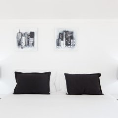 Отель West Side Guesthouse Люкс разные типы кроватей фото 3