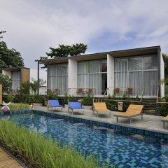 Отель Lemon Grass Retreat бассейн фото 3