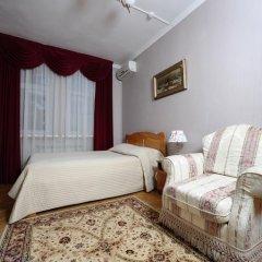Гостиница Планета Люкс 4* Номер Комфорт с различными типами кроватей фото 9
