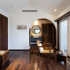 Отель The Myst Dong Khoi 5* Люкс с различными типами кроватей фото 9
