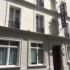 Отель Hôtel du Quai de Seine балкон