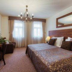 Hotel Residence Agnes 4* Стандартный номер с различными типами кроватей фото 6