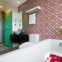 Grand Supicha City Hotel 3* Номер Делюкс разные типы кроватей фото 7