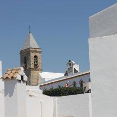 Отель Hostal El Arco балкон