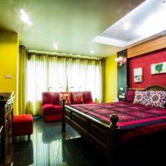 Отель Sabai Sabai @ Sukhumvit 3* Номер Делюкс фото 17