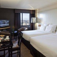 Отель Pullman Paris Montparnasse 4* Стандартный номер с различными типами кроватей