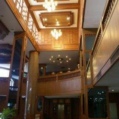 Отель Royal Twins Palace Паттайя интерьер отеля фото 2