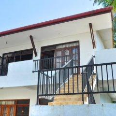 Отель Green Shadows Beach Hotel Шри-Ланка, Ваддува - отзывы, цены и фото номеров - забронировать отель Green Shadows Beach Hotel онлайн балкон