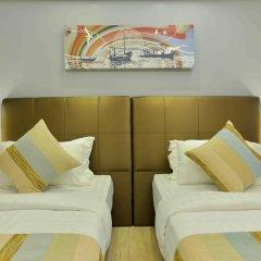 Отель Coconut Tree Hulhuvilla Beach 3* Номер Комфорт