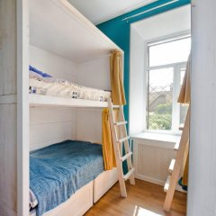 Hostel Moroshka Кровать в общем номере с двухъярусной кроватью фото 10