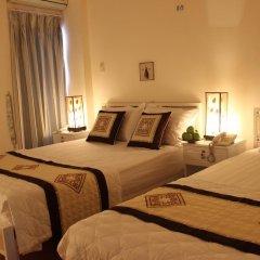 Legend Saigon Hotel Номер Делюкс с различными типами кроватей