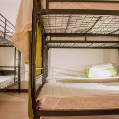 Hostel Yume-nomad Кровать в общем номере фото 2