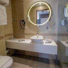 Отель Grand Hotel Downtown Нидерланды, Амстердам - отзывы, цены и фото номеров - забронировать отель Grand Hotel Downtown онлайн ванная фото 2