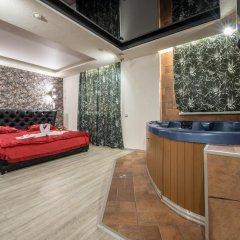 Гостиница Алекс на Будапештской Люкс с двуспальной кроватью фото 12