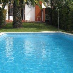 Отель Vivenda Prata Португалия, Виламура - отзывы, цены и фото номеров - забронировать отель Vivenda Prata онлайн бассейн фото 3