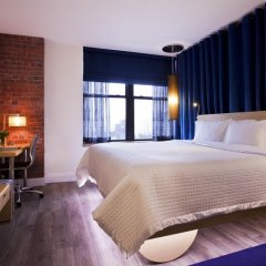 Arthouse Hotel New York City 4* Улучшенный номер с различными типами кроватей