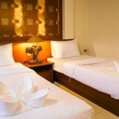 Отель Casanova Inn 2* Улучшенный номер с 2 отдельными кроватями фото 8