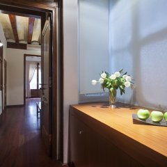 Апартаменты Habitat Apartments Ferran Барселона удобства в номере