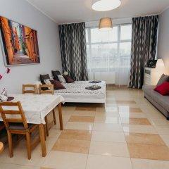 Отель Grey Apartments II Польша, Вроцлав - отзывы, цены и фото номеров - забронировать отель Grey Apartments II онлайн комната для гостей фото 3