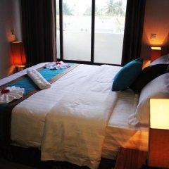 Отель Beachwood at Maafushi Island Maldives 4* Номер Делюкс с различными типами кроватей фото 9