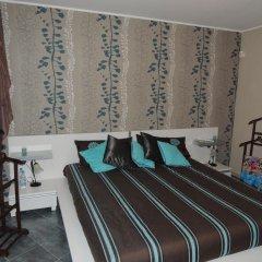 Отель Yassen VIP Apartaments Улучшенные апартаменты с различными типами кроватей фото 8