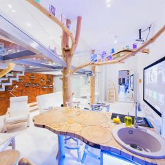 Апартаменты Мама Ро на Чистых Прудах Москва бассейн фото 2