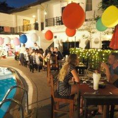 Bamboo Beach Hotel & Spa питание фото 3