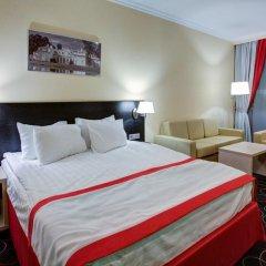 Принц Парк Отель 4* Студия с различными типами кроватей фото 21