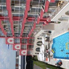 Rose Garden Omax Hotel Apartments бассейн