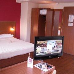 Star Inn Hotel Budapest Centrum, by Comfort 3* Стандартный номер с различными типами кроватей фото 2