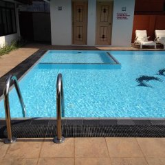 Отель Ranga Holiday Resort Шри-Ланка, Берувела - отзывы, цены и фото номеров - забронировать отель Ranga Holiday Resort онлайн бассейн фото 2