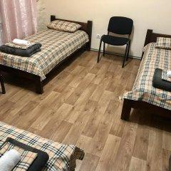 Fox Hostel Кровать в женском общем номере с двухъярусной кроватью фото 2