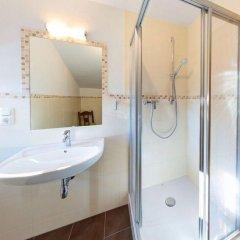 Отель Berggasthof Veitenhof Стандартный номер с различными типами кроватей фото 9