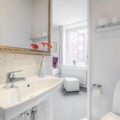 Hotel Domir Odense 2* Стандартный номер с различными типами кроватей фото 7