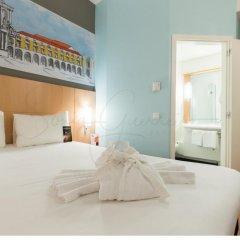 Hotel Ibis Lisboa Parque das Nacoes 3* Стандартный номер с различными типами кроватей фото 2