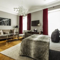 Отель St.Petersbourg 5* Представительский номер с разными типами кроватей фото 2