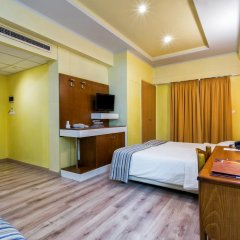 Athens Cypria Hotel 4* Стандартный номер с различными типами кроватей фото 6