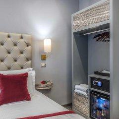 Отель Colonna Suite Del Corso 3* Стандартный номер с различными типами кроватей фото 12