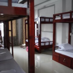 Отель Backpacker Inn Dalat 2* Кровать в общем номере фото 4