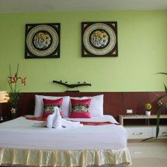 Mook Anda Hotel 2* Стандартный номер с двуспальной кроватью фото 13